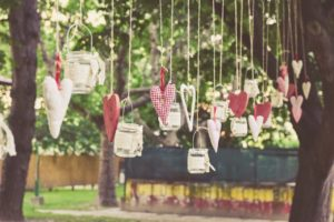 matrimonio color ciliegia