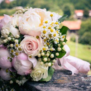 bouquet da sposa stili e forme