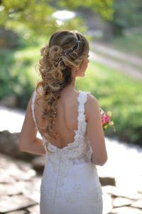 acconciatura da sposa