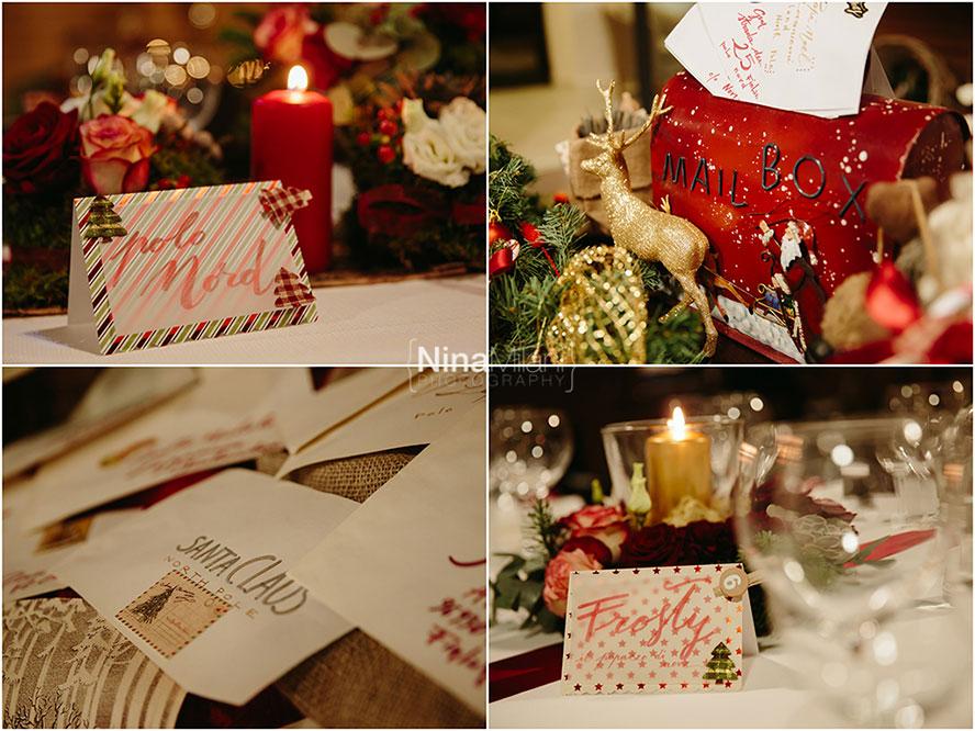 Matrimonio Tema Quattro Elementi : Matrimonio natalizio tema natale