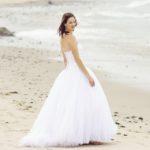 Confetto n° 28. Tendenze matrimonio 2018: una sposa semplice e romantica