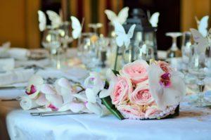 rosa per matrimonio