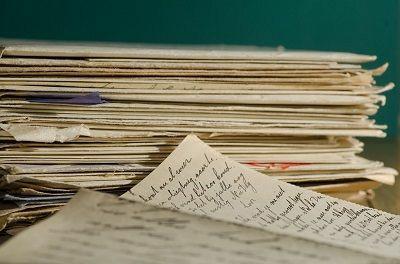 Confetto n°38. Amore in una lettera  d'amore…